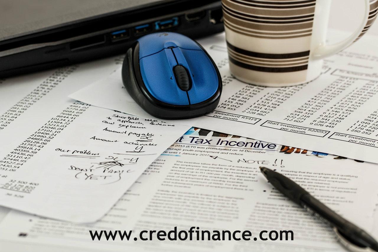 2015 Tax - Credo Finance