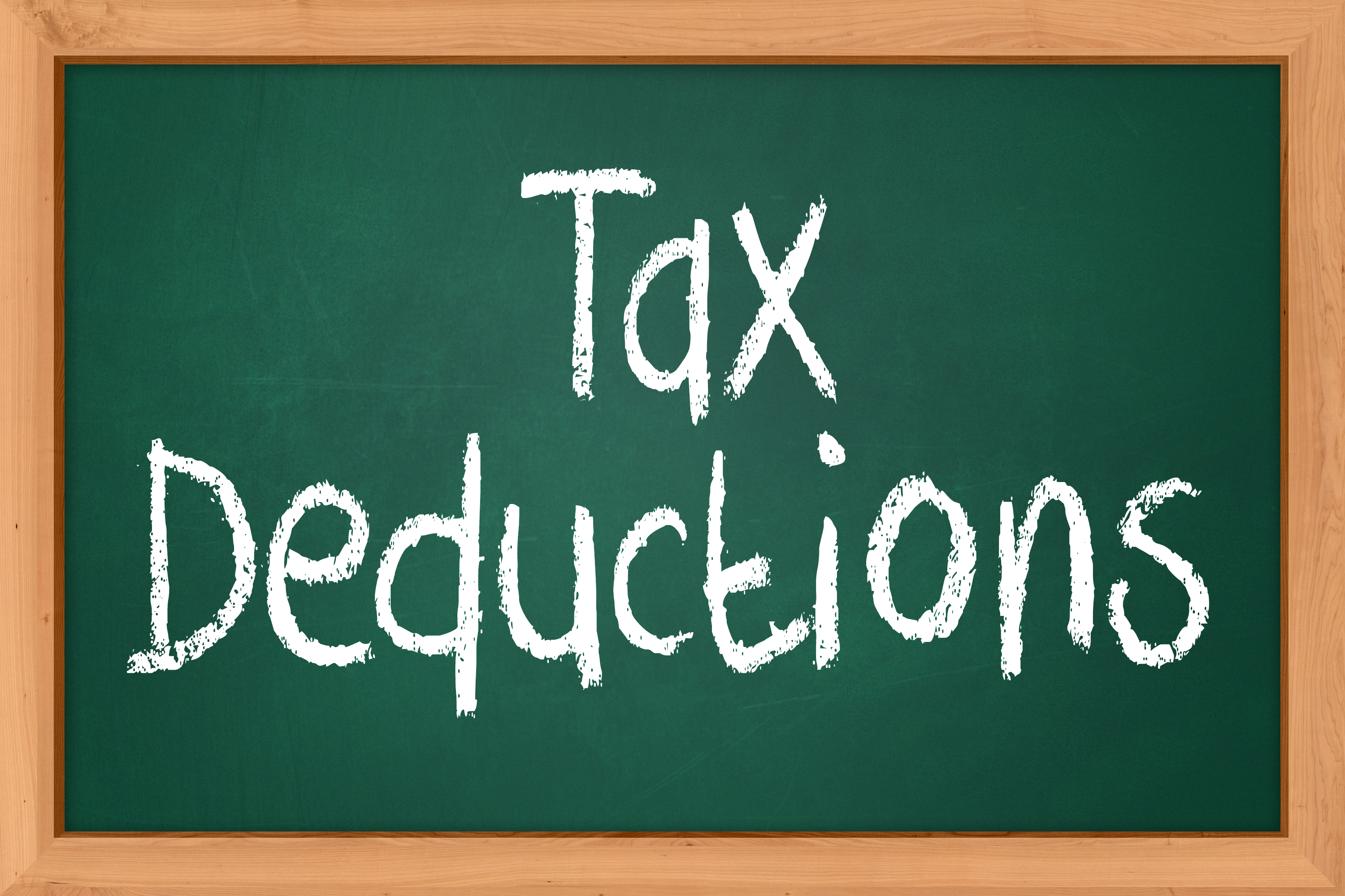 What Can I Deduct on My Taxes? - Credo Financial Services - Atlanta