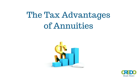 The Tax Advantages of Annuities