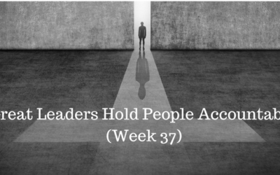 Great Leaders Hold People Accountable - Credo CFOs & CPAs