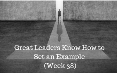 Great Leaders Know How to Set an Example - Credo CFOs & CPAs
