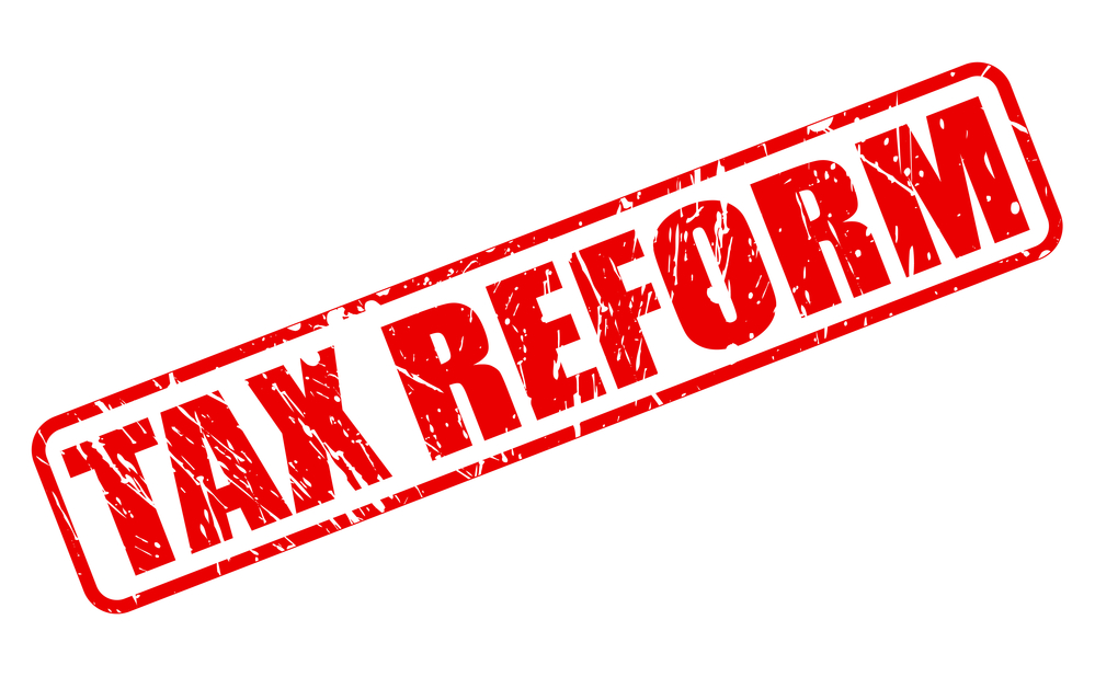 TAX REFORM: HOW DOES IT IMPACT ME??
