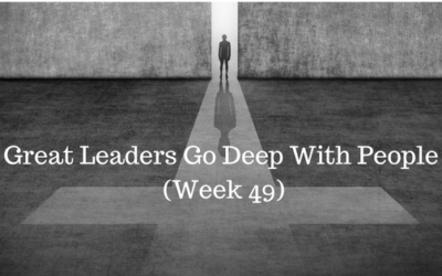 Great Leaders Go Deep With People - Credo CFOs & CPAs