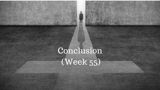 Jesus Leadership Series – Conclusion – Week 55